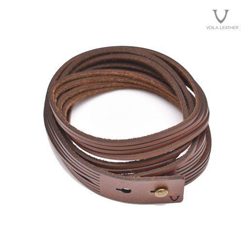 Voila Aztec Bracelet Havana