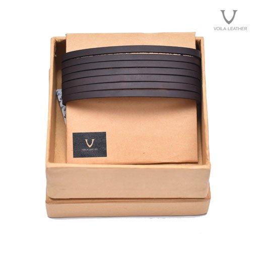 Voila Sparrow Bracelet Mahogany