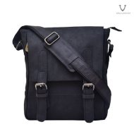 Men Leather Sling Bag Voila Chester