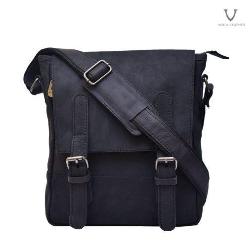 9c19270e75 Men Leather Sling Bag Voila Chester - Voila Leather