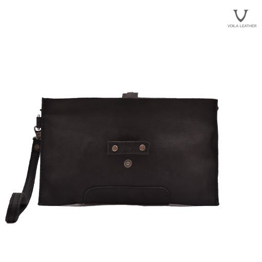 Handbag Selempang Kulit Voila Jarvis Black