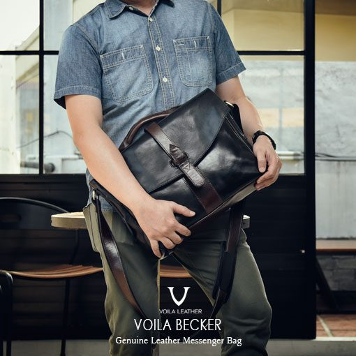 Tas Messenger Voila Becker