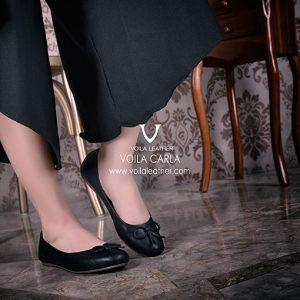 Flat-Shoes-kulit-Asli-Voila-Carla