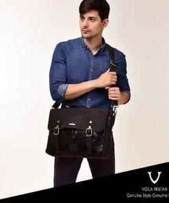 Messenger-Bag-Kulit-Asli-Voila-Tristan-Black-3