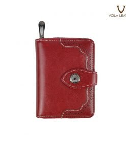2-Fold-Cow-Leather-Wallet-Henessy-Red