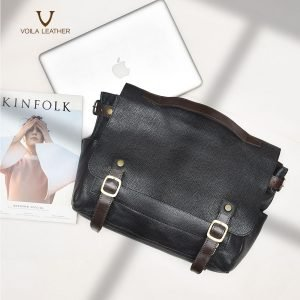 Messenger Bag Kulit Voila Collin