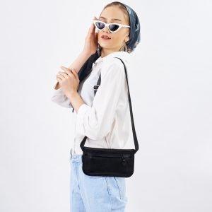 Genuine Leather Waistbag For Smartphone Voila Declan